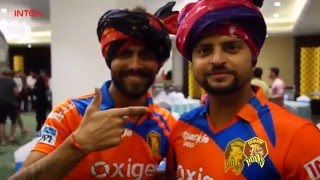 Gujarat Lions | How to wear a Gujarati Safa, explains Ravindra Jadeja