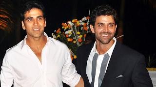 Akshay Kumar & Hrithik Roshan To Do A FIRST FILM Together