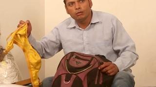 HD साली की ब्रा का छेद दिख गया -  Hot Dehati Comedy - Latest Comedy