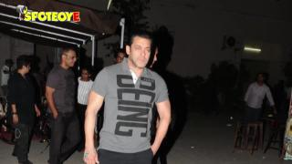 SPOTTED: Salman Khan & Amy Jackson Shoots For Being Human | SpotboyE