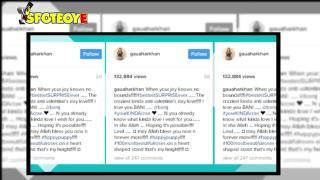 Gauahar Khan And VJ Bani Have Some Happy News To Share | TV | SpotboyE
