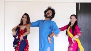 Udi Udi Jaye (Raees) Learn Dance Steps by Devesh Mirchandani