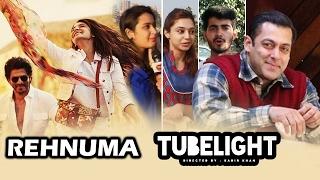 After Raees, Shahrukh-Anushka's REHNUMA Details Out, FANS Waiting For Shahrukh-Salman's TUBELIGHT