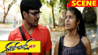 Young Girl Irritates Sri With Love Proposal - Sai Superb Comedy - Ee Rojullo Movie Scenes