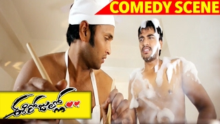 Sri And Sai Hilarious Comedy Scene - Reshma Impressed WIth Sri - Ee Rojullo Movie Scenes