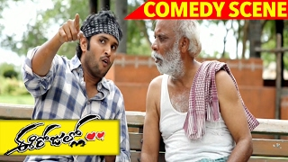 Sai Kumar Hilarious Comedy With A Old Man About Lovers - Ee Rojullo Movie Scenes