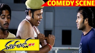 Sai Kumar Vikramarkudu Spoof With Manamma - Full Comedy Scene - Ee Rojullo Movie Scenes