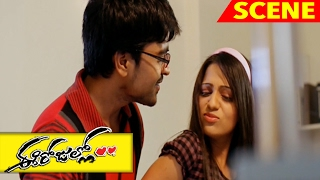 Sri Romance With Reshma - Sai Shocked - Superb Comedy Scene - Ee Rojullo Movie Scenes