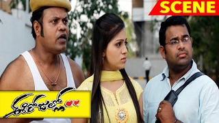 Reshma Loves Sri And Gets Shocked With Vishnu Priya - Emotional Scene - Ee Rojullo Movie Scenes