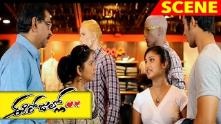 Srinivas And Reshma Finally Unite - Romantic Love Scene - Ee Rojullo Movie Scenes