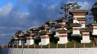 Dochula Pass Thimphu-Gangte Bhutan KTM RC390 | RE Classic 350 | Pulsar 200NS | Yamaha R15