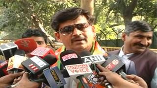 Ravi Kishan joins BJP