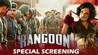 Shahid Kapoor To Hold Rangoon Screening For ARMED FORCES