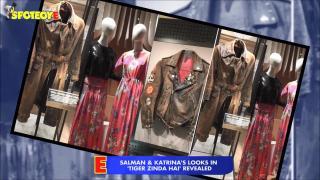 Check Out What Salman Khan & Katrina Kaif Will Wear In Tiger Zinda Hai | Bollywood News