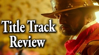 Hebbuli Title Song Hebbuli Kannada Movie Title Song Review Sudeep Top Kannada TV