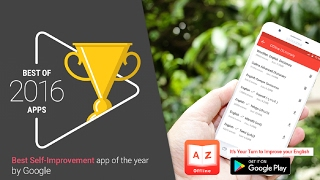 Best Dictionary App for 2017 Translate English to Hindi, Marathi without  internet video - id 3014969d7c34 - Veblr Mobile