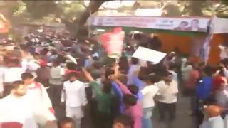 Rahul, Akhilesh, Amit Shah hold road shows