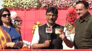 INDIA VOICE Correspondent polling booth REPORT From Kanpur