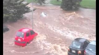 Toowoomba Flood - Amazing Video