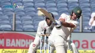 First Test: Starc's late strike take Australia to 256/9 at stumps