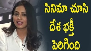 Rakul Preet Singh Review  about Ghazi  movie : Rakul Preet Singh about Ghazi : Ghazi Movie Review