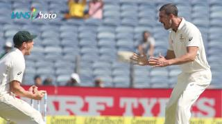 India all out for 105; Steve O'Keefe gets 6 wickets