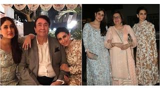 Randhir Kapoor's 70th Birthday Bash
