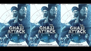 The Ghazi Attack - Movie Review