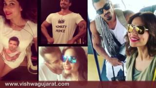 Bipasha Basu's Surprise Birthday Celebrations by Karan Singh Grover