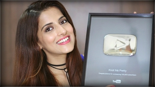 Unboxing The Youtube Silver Play Button! 100k Subs / Thank You All ❤