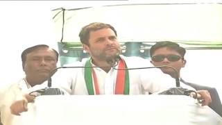 Congress VP Rahul Gandhi addresses Public Rally in Bahraich, Uttar Pradesh, Feb 24, 2017