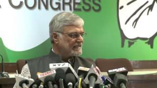 UP में अपनी संभावित हार को देखते हुए मोदी जी ध्रुवीकरण की राजनीति करना चाहते हैं : सीपी जोशी