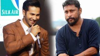 Varun Dhawan REACTS To Next Movie With Shoojit Sircar