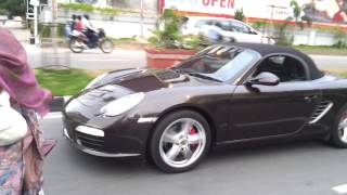 Porsche Boxster S in Hyderabad