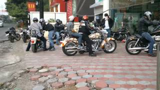 Hyderabad harley davidson group
