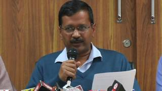 Delhi CM Arvind Kejriwal and Labour Minister Gopal Rai on Cabinet Decision's On Minimum Wages
