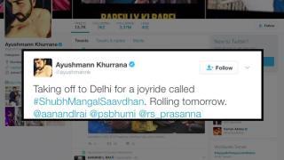 Ayushmann and Bhumi back again for 'Shubh Mangal Saavdhan'