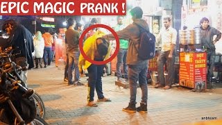 Epic Magic Trick Pranks In India ANB Team