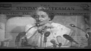 Iron Lady of India Indira Gandhi