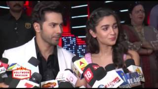 Badrinath Ki Dulhaniya Team Visit The Voice India Set For Promotion - Bollywood Bhaijan