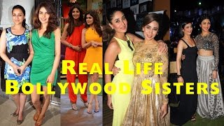 Top 15 Real Life Bollywood Unseen Sisters and Their Strong Bonding  Bollywood Bhaijan