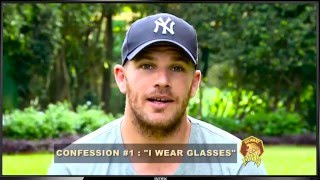 Confessions with Aaron Finch