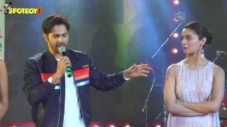 Alia Bhatt and Varun Dhawan endlessly promote Badrinath Ki Dulhania | SpotboyE