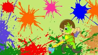 Happy Holi - Best Holi Animated Videos