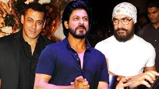 Shahrukh Khan Reveals, Why The Khans Are UNBEATABLE At The Box Office