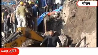 बड़ा हादसाः  मलबे में दबने से दो मजदूरों की मौत
