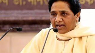 Mayawati blames 'EVM tampering' for poor UP, Uttarakhand showing