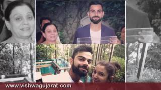 Virat Kohli's Special Message to his Mother and Anushka On This Women's Day