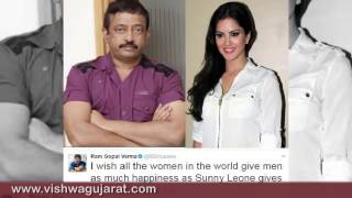 FIR Against Ram Gopal Varma Over Nasty Tweet on Sunny Leone