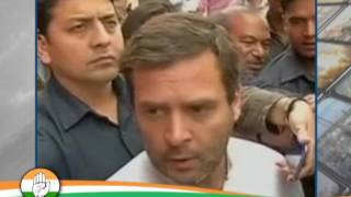 Our fight is against BJP's ideology : Rahul Gandhi